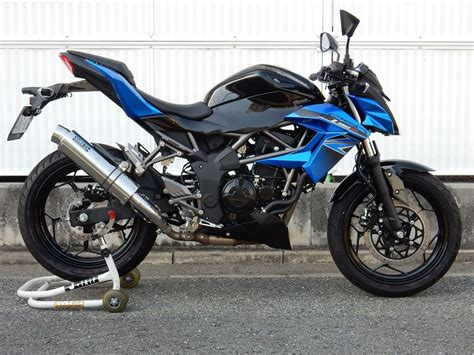 Z250sl Image by New Exhaust For Z250sl Motorcycle News Webike Japan