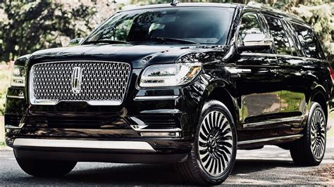2019 Lincoln Navigator Review  America's Most Luxurious