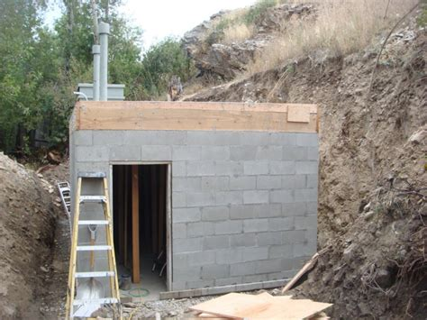corrugated drain pipe shelter build series 2 safe room 39 s