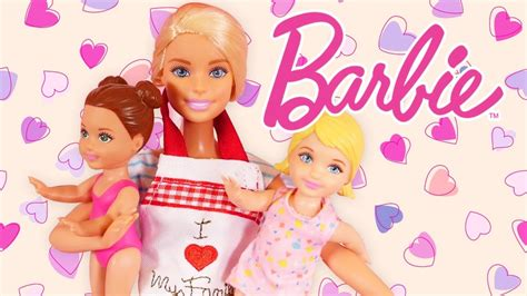 Barbie Games For Girls With Barbie Doll In Barbie House