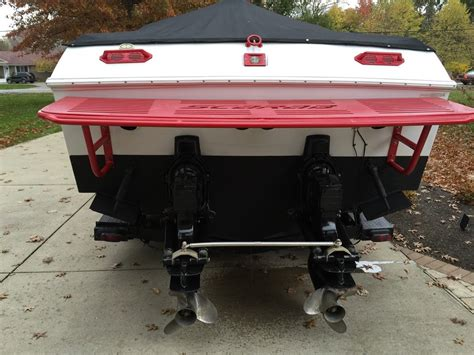 Donzi Boats Top Speed by Scarab Speed Boat Cruising Cigarette Donzi Boat For Sale