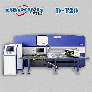 China D-t30 Cnc Turret Punch Press