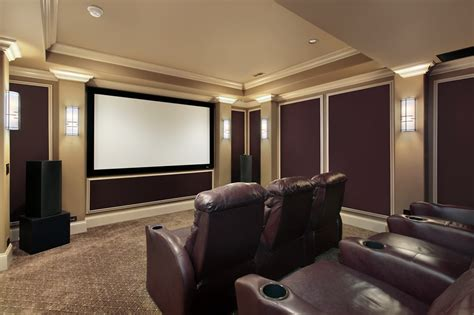Home Theater Design And Ideas by 21 Home Theater Design Ideas Decor Pictures