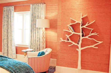 Nurseryworks Bookcase by Tree Bookcase Contemporary S Room And Company