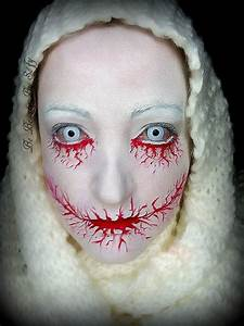 Déguisement Halloween Qui Fait Peur : les 25 meilleures id es de la cat gorie maquillage halloween gar on qui fait peur sur pinterest ~ Dallasstarsshop.com Idées de Décoration
