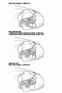 Serpentine Belt Diagram  I Need A Diagram Of The