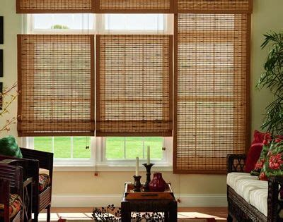 athomedepot offers  natural woven wood shade