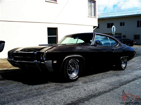 1969 Buick Gs 400 by 1969 Buick Gs 400 Stage 1 No Reserve
