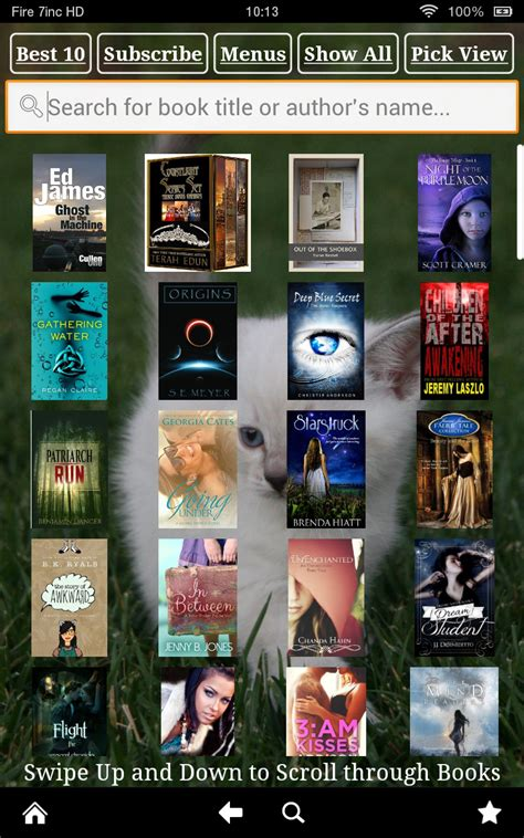 kindle books adult young amazon fire android