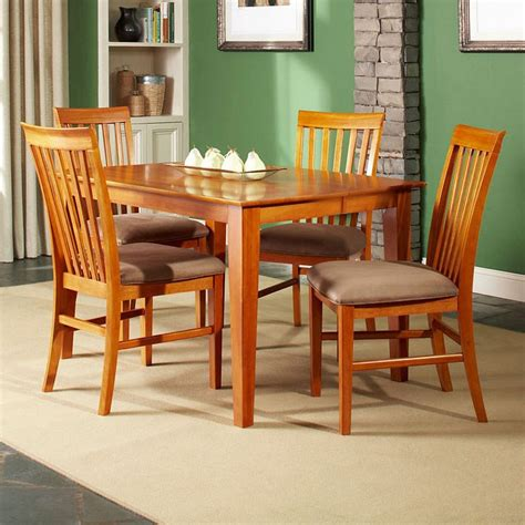 54 dining table with leaf shaker 54 x 54 dining table w butterfly leaf extension 8992