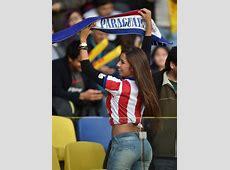 Las 11 mujeres mas hermosas de la copa américa chile 2015