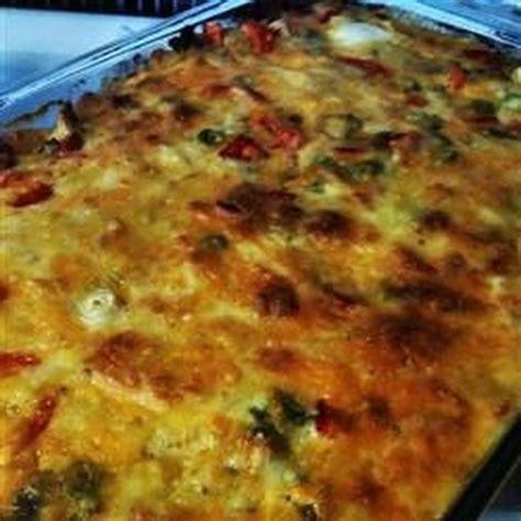 make breakfast casserole make ahead breakfast casserole recipe breakfast and brunch with seasoned croutons spicy pork