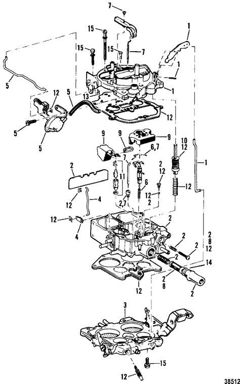 Performance Carburetor Rochester Barrel