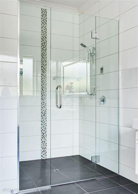 standard sizes  frameless shower doors frameless