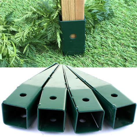 Value Garden Arch by Garden Arch Ground Spike Pack Of 4 Strong 35mm Square Post