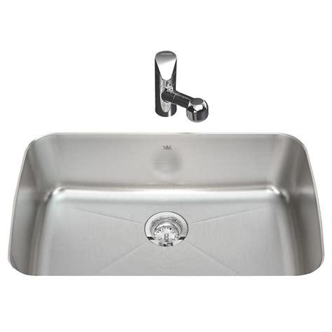 shop kindred silk bowl and single basin undermount