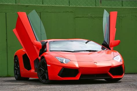 kumpulan gambar modifikasi mobil lamborghini super keren otomotif style
