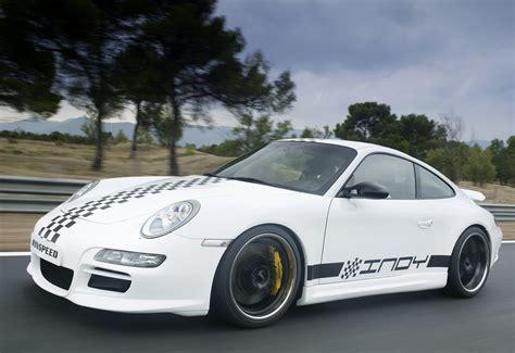 Rinspeed Porsche 997s Indy Picture 26845 Rinspeed