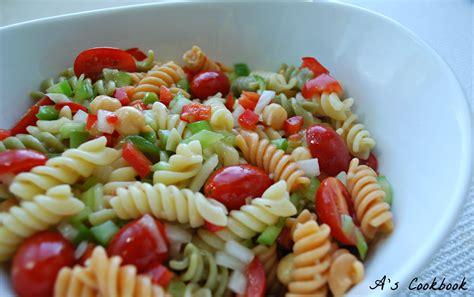 great pasta salad recipe simple pasta salad recipe youtube