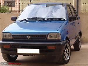 Car Modification Maruti 800