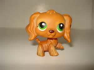LPs Littlest Pet Shop Cocker Spaniel