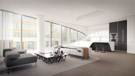 Penthouse 37 in NYC   e architect