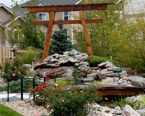 japanese landscaping ideas for front yard a japanese garden in a front yard asian landscape denver by aspen creek landscape llc