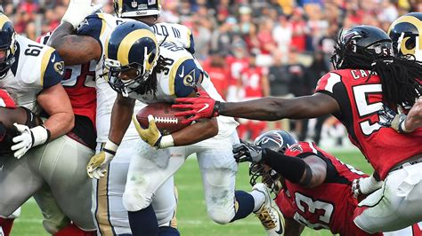 todd gurley points  apathy      rams