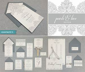 diy elegant lace wedding invitation template suite With free printable wedding invitations suites