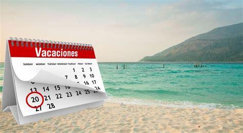 todo lo  necesitas saber sobre las vacaciones laborales