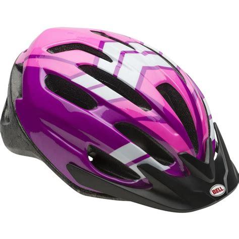Fasttrack Helm bell sports blast fast track child bike helmet purple