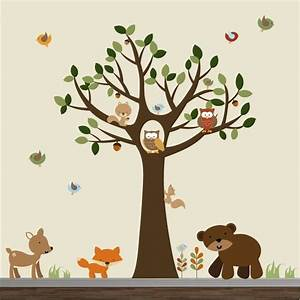1000 ideas about church nursery decor on pinterest With wonderful ideas woodland animal wall decals