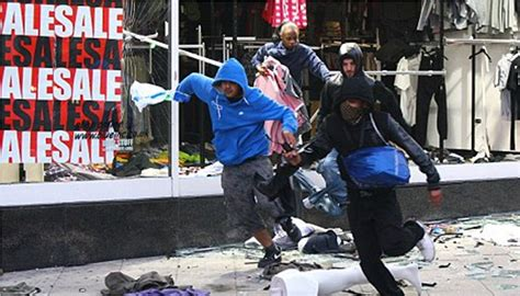 Looting Pictures  Urban Survival Network