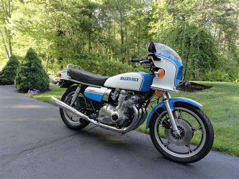 Suzuki Sale by Sunday Flashback 1979 Suzuki Gs1000s Wes Cooley Replica