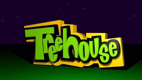 Treehouse Night Ident Youtube