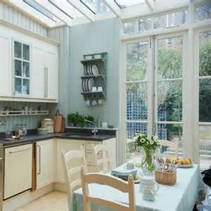 kitchen conservatory ideas extend your kitchen space conservatory decorating ideas photo gallery ideal home