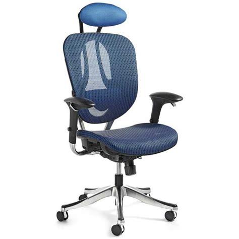samsonite 51172 zurich mesh office chair w headrest