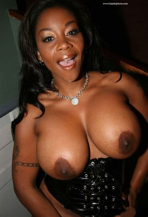 Hot Naked Black Girls Big Boobs