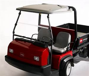 Small Vehicle Resource  Toro Workman Utility Vehicles