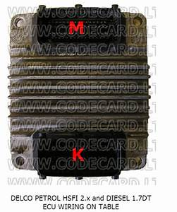 Carprog Read Opel Ecu Data Knowledage