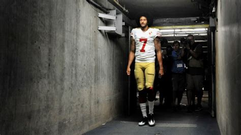 colin kaepernick reflects  death threats  receives