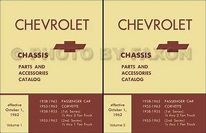 1961 Chevrolet Assembly Manual Reprint