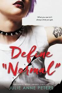 Define  U0026quot Normal U0026quot  By Julie Anne Peters  Paperback