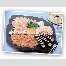 Fischplatte  Rezepty  Pinterest  Fische, Fischplatte