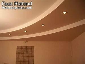 Comment Faire Un Faux Plafond : faux plafond ~ Melissatoandfro.com Idées de Décoration