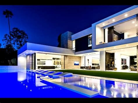 Luxurious Contemporary Home by Luxury Best Modern House Plans And Designs Worldwide