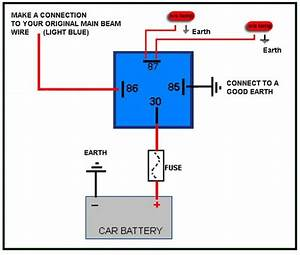 Wiring Diagram 12 Volt 5 Terminal Switch 12 Volt Switch