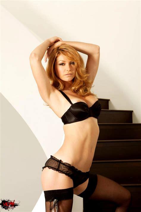 Babe Today Vip Area Heather Vandeven Enhanced Redhead Sex