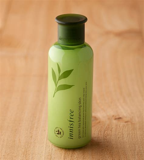 Best green tea serum