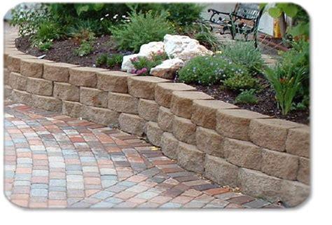 garden retaining wall retaining walls rockland ny 171 landscaping design services